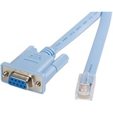 StarTech.com RJ45 to DB9  Console Management Router Cable - M/F - DB9CONCABL6