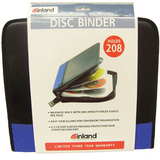Inland Pro CD/DVD Binder - 02403