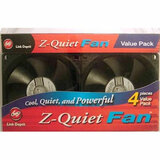 Link Depot Z-Quiet DC Fan - FAN804PACK