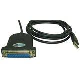 Link Depot USB-DB25 Data Transfer Cable Adapter - USBDB25