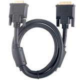 Link Depot DVI-3-DD Video Cable - 36' - Black