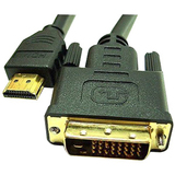 Link Depot LD-DVI6HDMI DVI to HDMI Cable - LDDVI6HDMI
