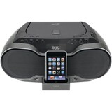 iLive IB319 Player Dock/Radio/CD Player Boombox