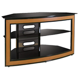 Bell'O Versatile Trim Corner-Fit Audio Video Furniture System
