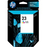 HP No. 23 Tri-Color Ink Cartridge