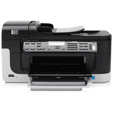 HP Officejet 6500 E709N Inkjet Multifunction Printer - Color - Photo Print - Desktop