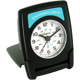 Geneva Clock Travel Alarm Clock - 3530E