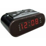 Geneva Clock Dual Alarm Clock