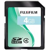 Fujifilm 4GB Secure Digital High Capacity (SDHC) Card
