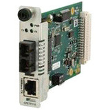 Transition Networks Fast Ethernet Media Converter Card