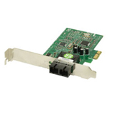 Transition Networks Fiber Optic Fast Ethernet PCI Express Card