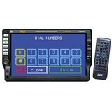 Pyle PLD70BT Car Video Player - PLD70BT