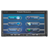 Power Acoustik PTID-7350NRBT Car Video Player