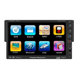Power Acoustik PTID-7002NR Car DVD Player