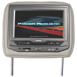 Power Acoustik HDVD-73 Car Video Player