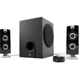 CA-3602 - Cyber Acoustics Platinum CA-3602 2.1 Speaker System - 30 W RMS