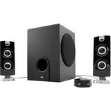 Cyber Acoustics Platinum CA-3602 2.1 Speaker System - 30 W RMS CA-3602