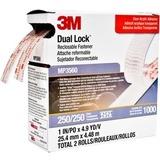 3M Dual Lock Reclosable Fastener System