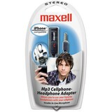 Maxell Cellphone To Headphone Adapter