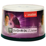 Imation 27237 8x DVD Recordable Media - 27237