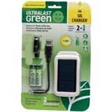 UltraLast Green ULGSOLAR Solar Charger