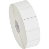 Zebra Label Paper 1.25 x 1in Direct Thermal Zebra Z-Select 4000D 1 in core 10010038