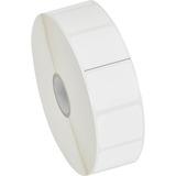 Zebra Label Paper 1.25 x 1in Direct Thermal Zebra Z-Select 4000D 1 in core 10010038