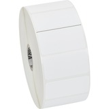 Zebra Label Paper 2 x 1in Direct Thermal Zebra Z-Select 4000D 1 in core 10010039