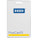HID ProxCard II 1326 Clamshell Security Card 1326LMSSV