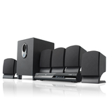 Coby DVD765 Home Theater System DVD765