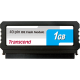 Transcend 1gb 40p Ide Flash Module (Vertical), With Smi Controller - TS1GDOM40VS