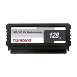 Transcend 128mb 40pin Ide Flash Module, Smi Controller (Vertical)