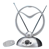 Digiwave ANT-4102RE Indoor Remote Rotate Amplified TV Antenna ANT4102RE