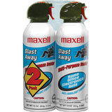 Maxell CA-4 Blast Away Canned Air Duster - Air Duster