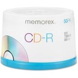 Memorex 52x CD-R Media 04563