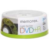 Memorex LightScribe 16x DVD+R Media 04708