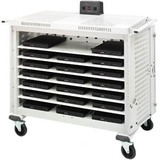 Bretford Basics LAP20ULH-CT Intelligent Laptop Cart