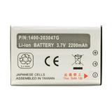 Unitech Portable Data Terminal Battery
