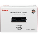 Canon No. 120 Black Toner Cartridge - 2617B001