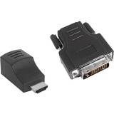 SIIG DVI to HDMI CAT5e Mini-Extender CE-D20012-S1