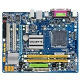GA-G41M-ES2L - GIGA-BYTE GA-G41M-ES2L Desktop Motherboard - Intel Chipset