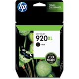 HP No. 920XL Black Ink Cartridge - CD975AN