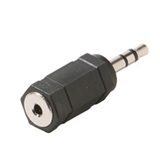 Steren 2.5mm to 3.5mm Stereo Adapter - 25100410