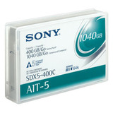 Sony SDX5-400C AIT-5 Barcoded Data Cartridge