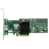 LSI Logic MegaRAID 8704EM2 4-Ports SAS RAID Controller