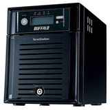 Buffalo TeraStation III Hard Drive Array - 4 x HDD Installed - 8 TB Installed HDD Capacity TS-X8.0TL/R5