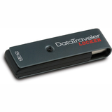 Kingston 8GB DataTraveler Locker USB 2.0 Flash Drive