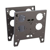 Chief PDC2364 Flat Panel Dual Ceiling Mount