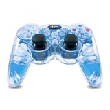 dreamGEAR DGPS3-1346 Lava Glow Wireless Controller With Rumble