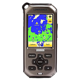Lowrance Endura Safari Portable GPS